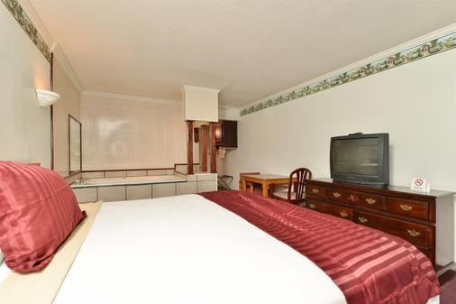 Americas Best Value Inn & Suites - Kansas City - Kansas City - Bedroom