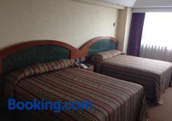 Hotel Torremolinos - Mexico City - Bedroom