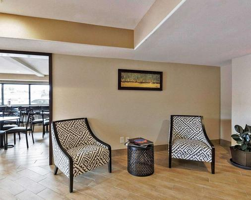 Americas Best Value Inn - Near Nrg Park/Medical Center - Houston - Lobby
