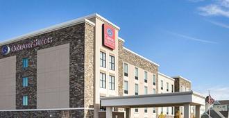 Comfort Suites - Fargo - Building