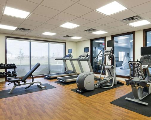 Comfort Suites - Fargo - Gym