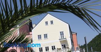 Altstadt-Hotel Passau - Passau - Building
