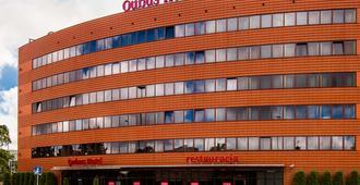 Qubus Hotel Lodz - Łódź - Building
