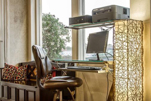 Quality Inn & Suites Silicon Valley - Santa Clara - Business centre