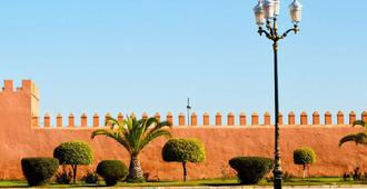 Sofitel Marrakech Lounge And Spa - Marrakesh - Building