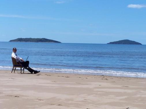 Ocean International - Mackay - Beach