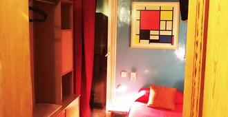 Hostal Dolcevita - Madrid - Bedroom