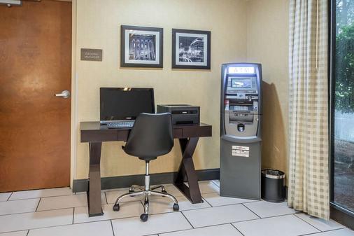 Comfort Inn University - Gainesville - Business centre