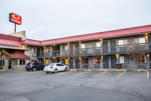 Econo Lodge Downtown - Salt Lake City - Building