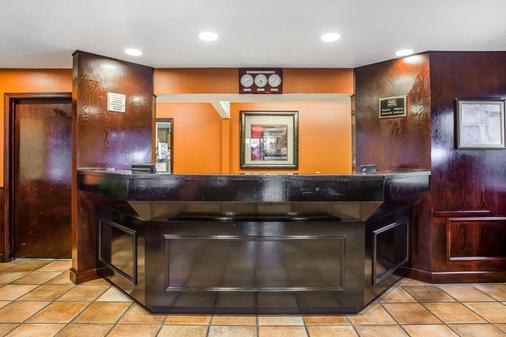 Econo Lodge Downtown - Salt Lake City - Lobby