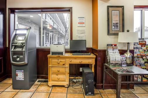 Econo Lodge Downtown - Salt Lake City - Business centre