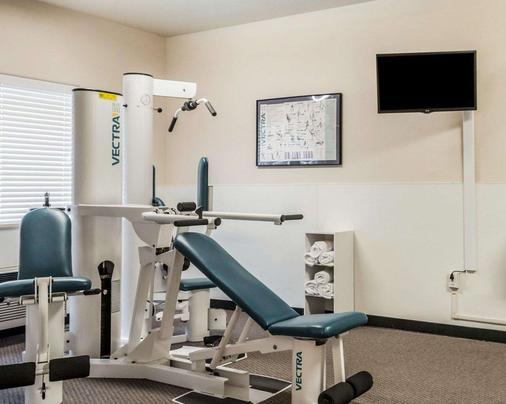 Quality Inn - Albuquerque - Gym