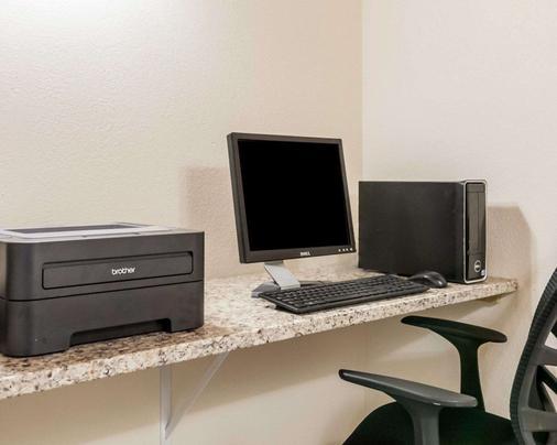 Quality Inn - Albuquerque - Business centre