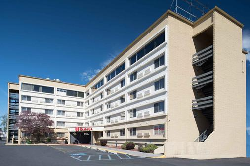 Ramada Downtown Spokane - Spokane - Building