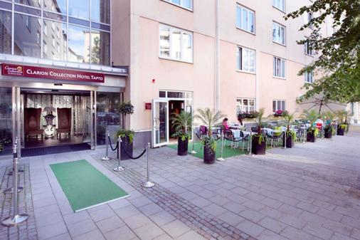 Clarion Collection Hotel Tapto - Stockholm - Building