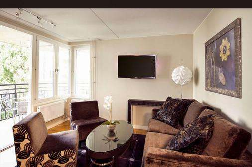 Clarion Collection Hotel Tapto - Stockholm - Living room