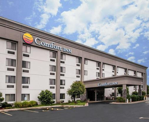 Comfort Inn South - Springfield - Springfield - Building