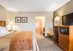 Comfort Inn South - Springfield - Springfield - Bedroom