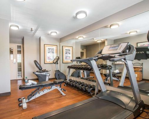 Comfort Inn South - Springfield - Springfield - Gym