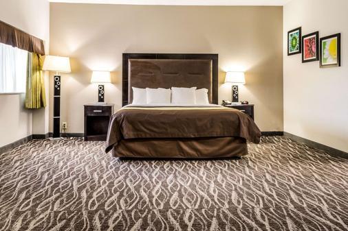 Comfort Inn Downtown Charleston - Charleston - Bedroom