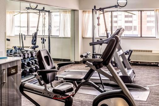 Comfort Inn Downtown Charleston - Charleston - Gym