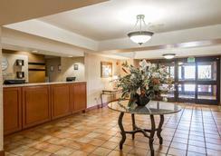 Comfort Inn I-10 West at 51st Ave - Phoenix - Lobby