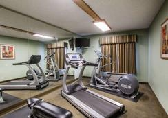 Comfort Inn I-10 West at 51st Ave - Phoenix - Gym
