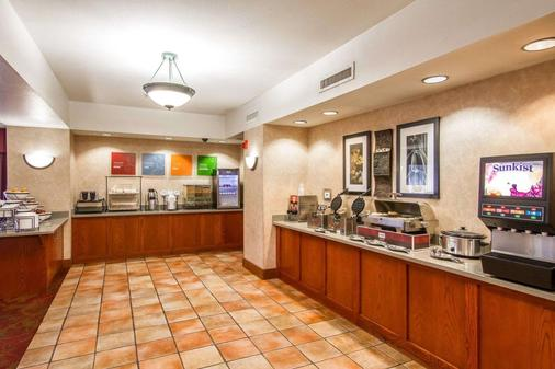 Comfort Inn I-10 West at 51st Ave - Phoenix - Kitchen