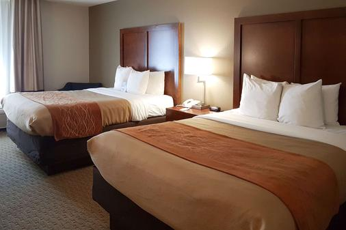 Comfort Inn I-10 West at 51st Ave - Phoenix - Bedroom