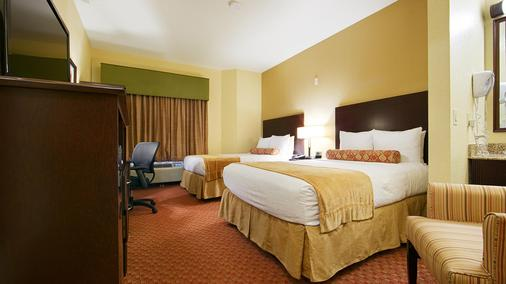 Best Western Orlando Convention Center Hotel - Orlando - Bedroom
