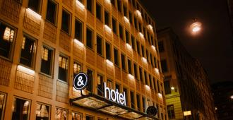 Best Western and hotel - Stockholm - Building