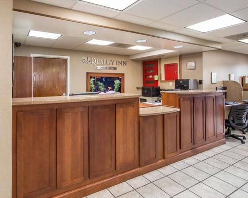 Quality Inn Merchants Drive - Knoxville - Lobby