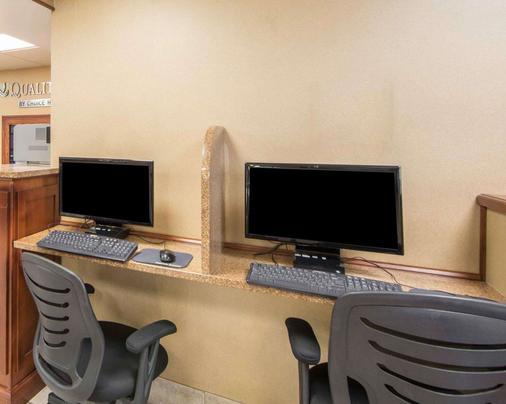 Quality Inn Merchants Drive - Knoxville - Business centre