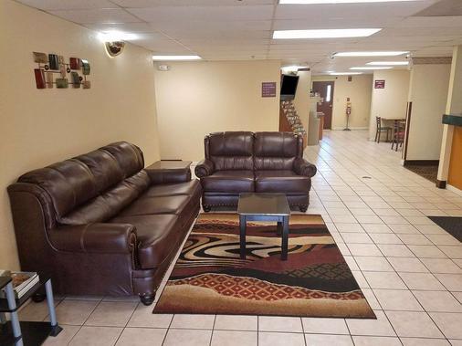 Americas Best Value Inn Evansville - Evansville - Lobby