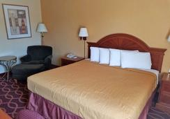 Americas Best Value Inn - Evansville - Bedroom