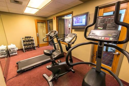 Grand Vista Hotel - Grand Junction - Gym