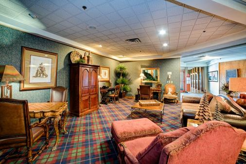 Grand Vista Hotel - Grand Junction - Living room