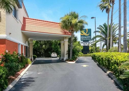 Quality Inn & Suites - St. Augustine - Outdoor view