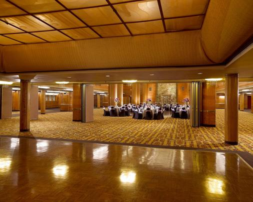 The Queen Mary - Long Beach - Banquet hall