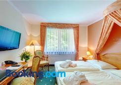 Trihotel - Am Schweizer Wald - Rostock - Bedroom