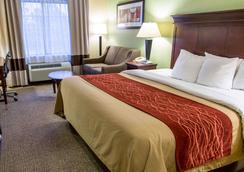 Comfort Inn - Shreveport - Bedroom