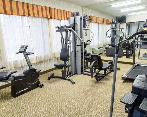 Comfort Inn - Shreveport - Gym