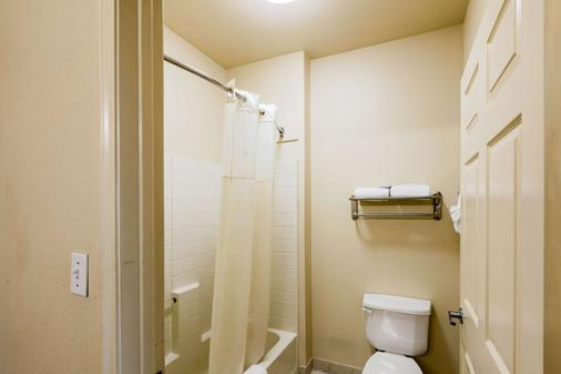Quality Inn near SeaWorld - Lackland - San Antonio - Bathroom