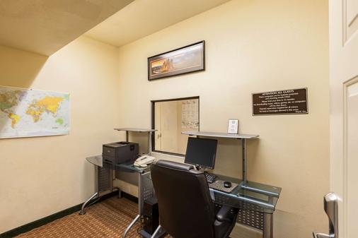 Quality Inn near SeaWorld - Lackland - San Antonio - Business centre