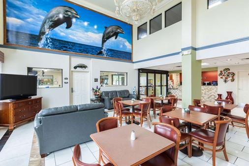 Quality Inn near SeaWorld - Lackland - San Antonio - Restaurant