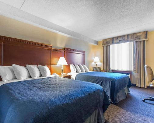 Quality Inn & Suites Bay Front - Sault Ste Marie - Bedroom
