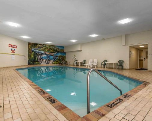 Quality Inn & Suites Bay Front - Sault Ste Marie - Pool
