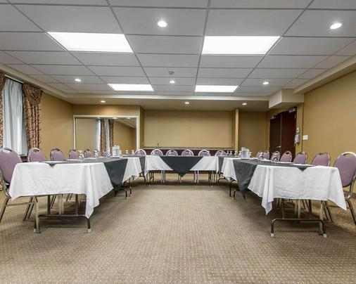 Quality Inn & Suites Bay Front - Sault Ste Marie - Meeting room