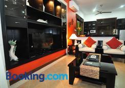 The Zen Villas - Denpasar - Living room