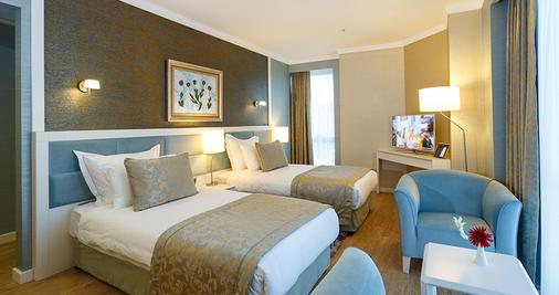 Byotell Hotel Istanbul - Istanbul - Bedroom